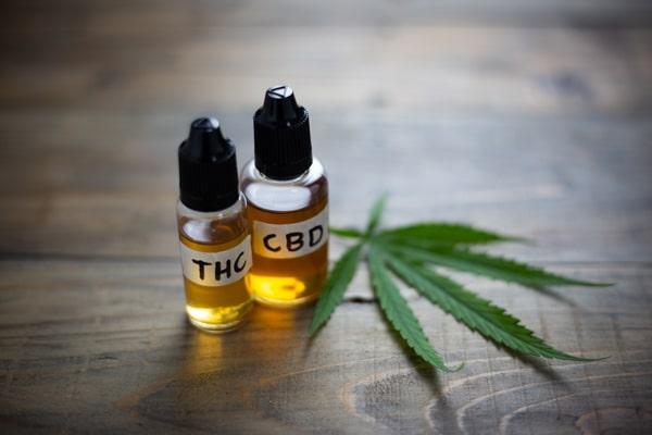 CBD & THC Vergleich