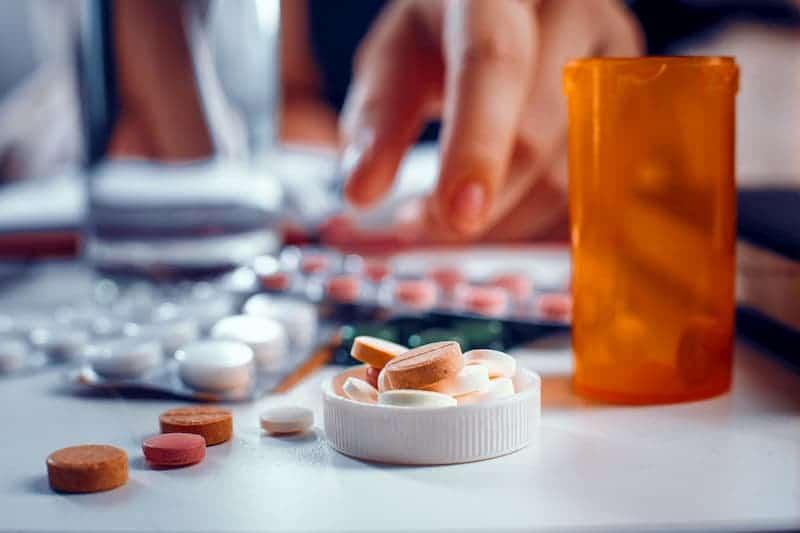 Bei der Kombination mit anderen Medikamenten können Nebenwirkungen auftreten