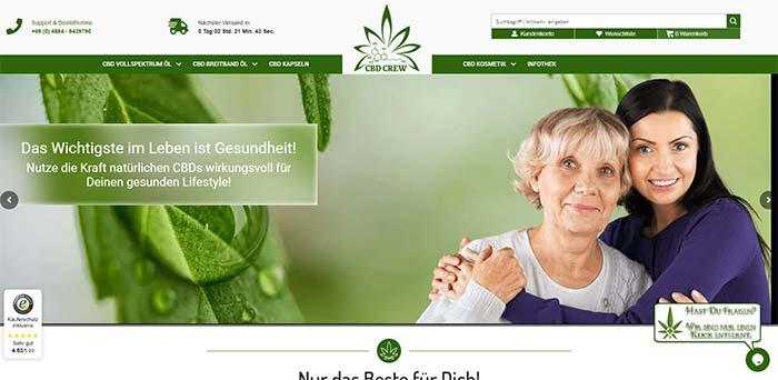 CBD-Shops und Hersteller auf Cannabidiole.de